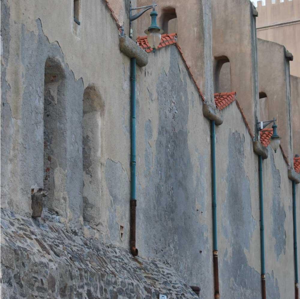 Mur Est